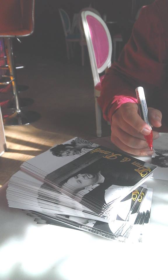 Bild 2, Autogrammkarten